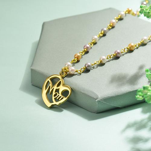 Collares de Perlas -SSNEG142-17469