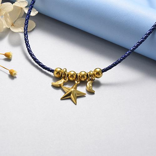 Collares de Acero Inoxidable -SSNEG142-17337