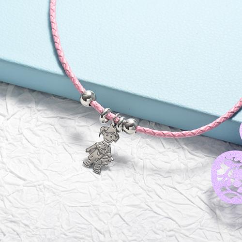 Collares de Acero Inoxidable -SSNEG142-17351