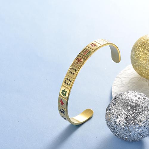 pulseras de acero inoxidable -SSBTG126-17684