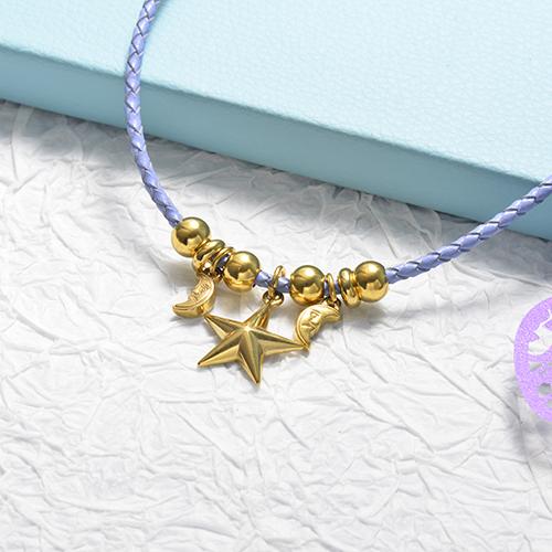 Collares de Acero Inoxidable -SSNEG142-17356