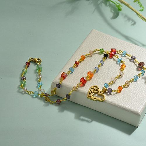 Collares de Perlas -SSNEG142-17483