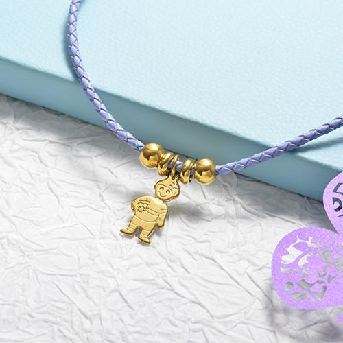Collares de Acero Inoxidable -SSNEG142-17354