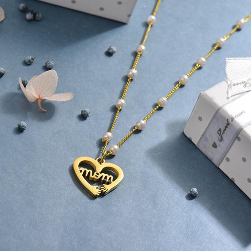 Collares de Perlas -SSNEG142-17461