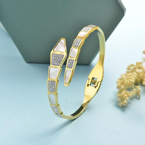 pulseras de acero inoxidable  -SSBTG174-17784