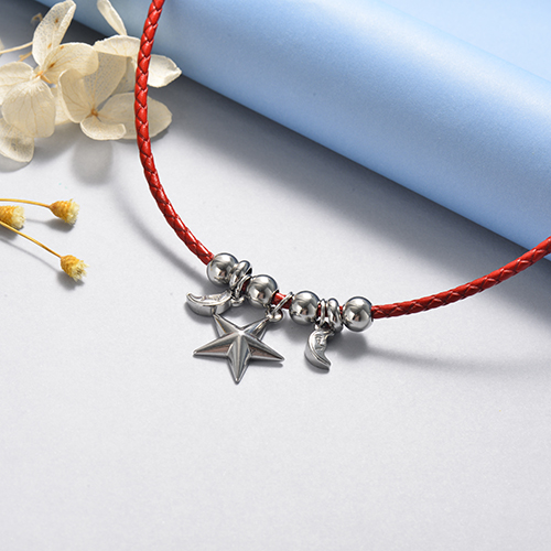 Collares de Acero Inoxidable -SSNEG142-17338