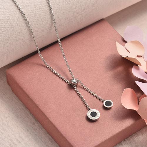 collares de acero inoxidable -SSNEG174-17749