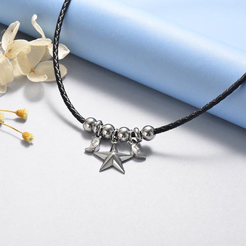 Collares de Acero Inoxidable -SSNEG142-17341
