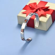pulseras de acero inoxidable  -SSBTG143-18252-S