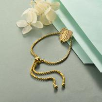 pulseras de 18k oro circones para mujeres -BRBTG154-18977