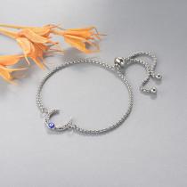 pulseras de 18k oro circones para mujeres -BRBTG154-19119