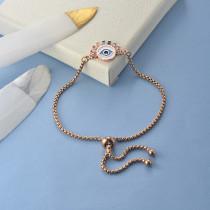 pulseras de 18k oro circones para mujeres -BRBTG154-19092