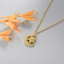 pulseras de 18k oro circones para mujeres -BRNEG154-19122