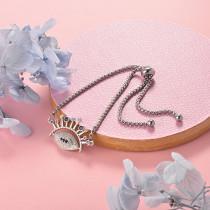pulseras de 18k oro circones para mujeres -BRBTG154-18879