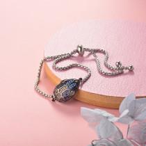 pulseras de 18k oro circones para mujeres -BRBTG154-18883