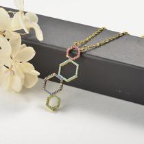 collares de bronce -BRNEG158-18778