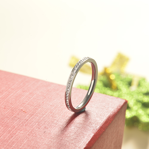 anillos de acero inoxidable -SSRGG40-19224