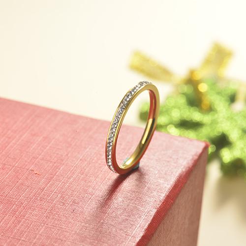anillos de acero inoxidable -SSRGG40-19225