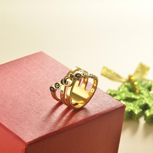 anillos de acero inoxidable -SSRGG40-19218