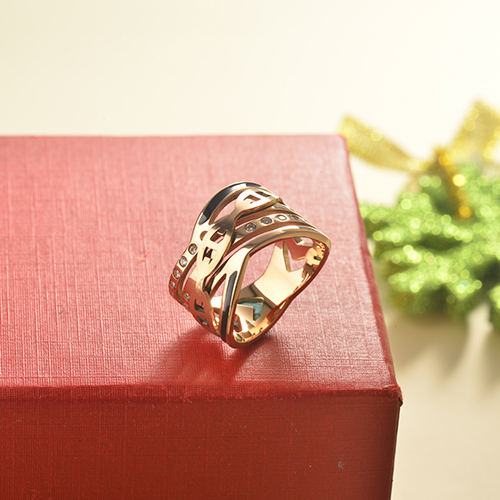 anillos de acero inoxidable -SSRGG40-19215