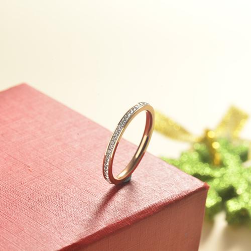 anillos de acero inoxidable -SSRGG40-19223