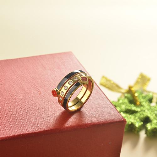 anillos de acero inoxidable -SSRGG40-19216