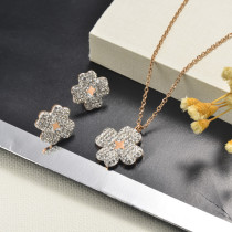 Conjunto de Cristal en Acero Inoxidable -SSCSG143-20445-R