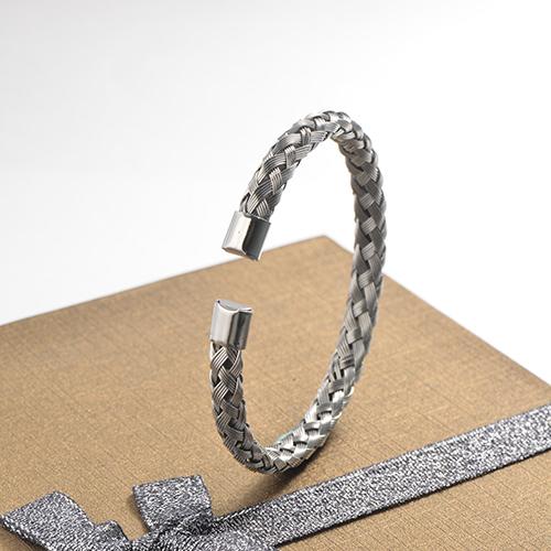 Stainless Steel Bangles -SSBTG126-20268Q