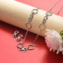 Stainless Steel Jewelry Sets -SSCSG126-20362YE