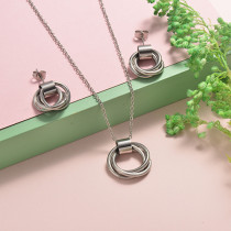 Stainless Steel Jewelry Sets -SSCSG126-20297B