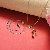Stainless Steel Jewelry Sets -SSCSG126-20367L