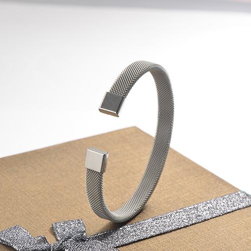 Stainless Steel Bangles -SSBTG126-20270FDW