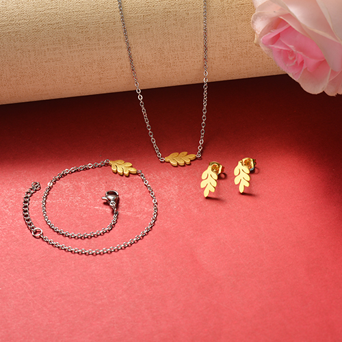 Stainless Steel Jewelry Sets -SSCSG126-20369L