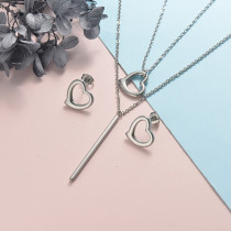 Stainless Steel Jewelry Sets -SSCSG126-20320J