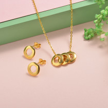 Stainless Steel Jewelry Sets -SSCSG126-20299J