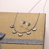 Stainless Steel Jewelry Sets -SSCSG126-20276Q