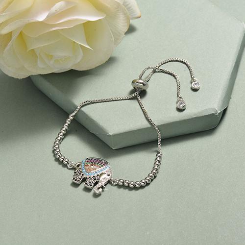 Brass Charm Bracelets -SSBTG176-20397YT