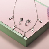 Stainless Steel Jewelry Sets -SSCSG126-20287Q