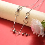 Stainless Steel Jewelry Sets -SSCSG126-20364YE