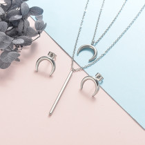 Stainless Steel Jewelry Sets -SSCSG126-20328J