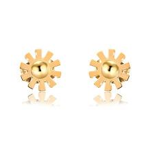 Aretes de Acero Inoxidable -SSEGG143-9421-G