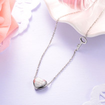 Collar de Acero Inoxidable -SSNEG143-9388-S