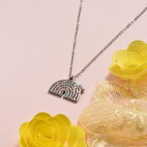 Collar de Acero Inoxidable -SSNEG143-12559-S