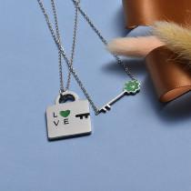 Collar de Acero Inoxidable -SSCSG143-12401-S