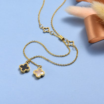 Collar de Acero Inoxidable -SSNEG143-9442-G