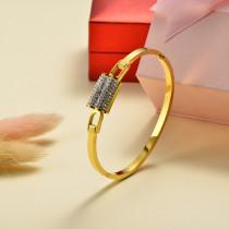 Pulsera de Acero Inoxidable en Moda para Mujer -SSBTG40-20220