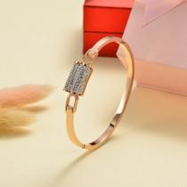 Pulsera de Acero Inoxidable en Moda para Mujer -SSBTG40-20221