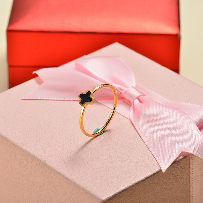 Anillos de Acero Inoxidable en Moda para Mujer -SSRGG40-20228