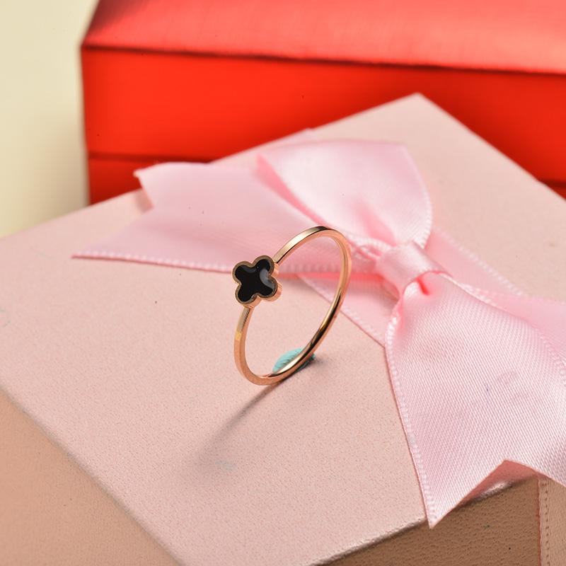 Anillos de Acero Inoxidable en Moda para Mujer -SSRGG40-20230