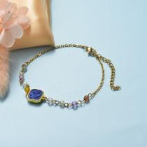 Pulsera de Acero Inoxidable en Moda para Mujer -SSBTG142-21055